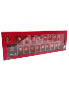 Spanien FEF SoccerStarz 17 Player Limited Edition Team Pack Figuren