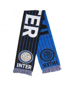 Inter Milan Jacquard Schal N01