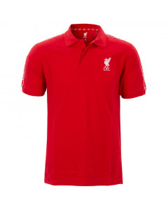 Liverpool Red polo majica N°1