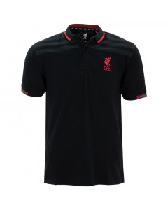 Liverpool Black polo majica N°5