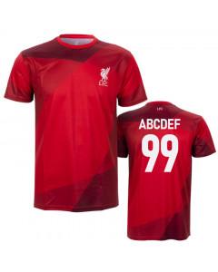 Liverpool Sport T-Shirt N°4 (Druck nach Wahl +12,30€)