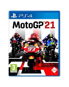 MotoGP 21 Spiel PS4