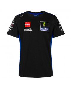Monster Energy Yamaha Team Replica T-Shirt