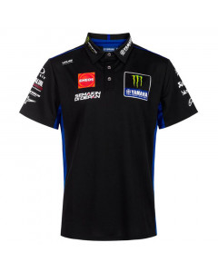 Monster Energy Yamaha Team Replica Polo T-Shirt
