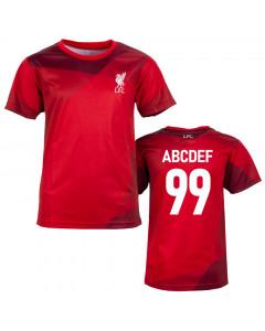 Liverpool Sport otroška majica N°4 (poljubni tisk +15€)