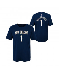 Williamson Zion 1 New Orleans Pelicans Kinder T-Shirt