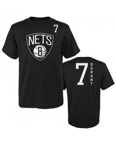 Kevin Durant 7 Brooklyn Nets Standing Tall T-Shirt