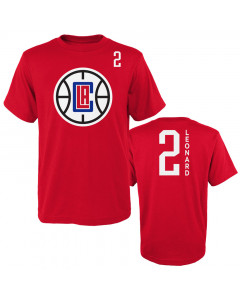Kawhi Leonard 2 Los Angeles Clippers Standing Tall T-Shirt