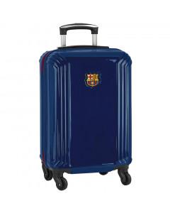 FC Barcelona potovalni kovček na kolesih