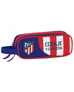 Atletico de Madrid Double Federtasche