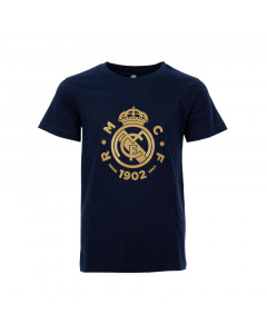 Real Madrid Navy Kinder T-Shirt N°43