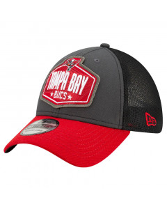 Tampa Bay Buccaneers New Era 39THIRTY Trucker 2021 NFL Official Draft kapa