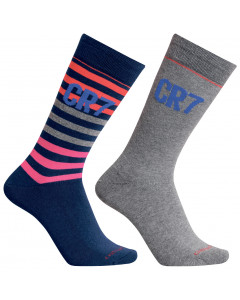 CR7 SOCKEN FASHION 2STK. 40/46 (8272-80-124)