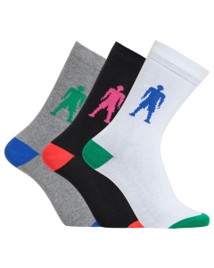 CR7 SOCKEN BOYS 3ER PACK