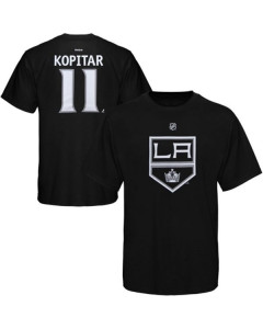 Kinder T-Shirt Reebok Los Angeles Kings Anže Kopitar 11