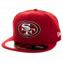 New Era 59FIFTY kačket San Francisco 49ers