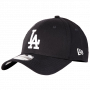 Los Angeles Dodgers New Era 39THIRTY League Essential Mütze Navy (10145640)