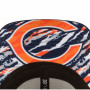 New Era 39THIRTY Draft Mütze Chicago Bears