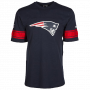 New Era V Neck T-Shirt New England Patriots