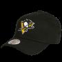 Pittsburgh Penguins Mitchell & Ness Low Pro Mütze