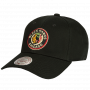 Chicago Blackhawks Mitchell & Ness Low Pro kačket