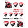 Ducati Corse nalepke