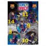FC Barcelona sveska A4/OC/54L/80GR 1