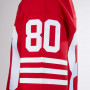 Jerry Rice 80 San Francisco 49ers 1990 Mitchell & Ness Throwbacks Legacy dres