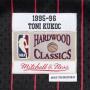 Toni Kukoć 7 Chicago Bulls 1997-98 Mitchell & Ness Alternate Swingman dres