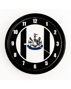 Newcastle United Wanduhr