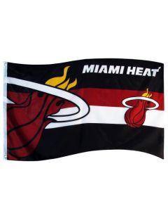 Miami Heat Fahne Flagge