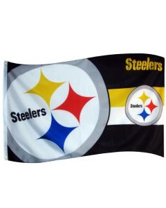 Pittsburgh Steelers zastava 152x91