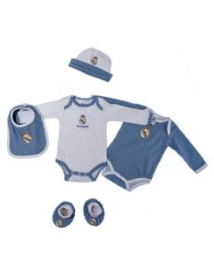 Real Madrid Baby Komplet Set