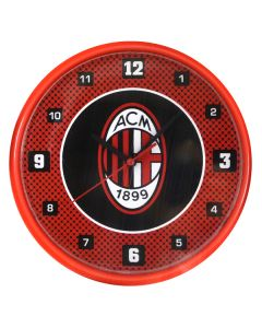 AC Milan zidni sat
