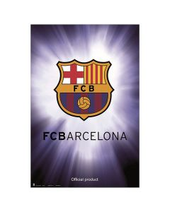 FC Barcelona grb poster