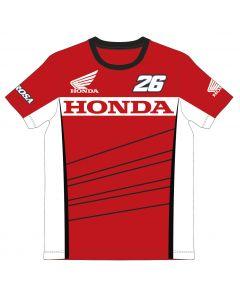 Dani Pedrosa DP26 Honda T-Shirt