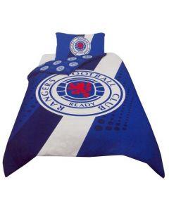 Rangers FC obojestranska posteljina 135x200
