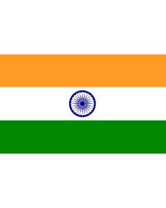 Indien Fahne Flagge