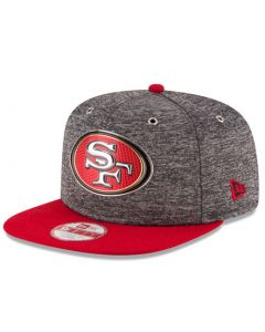 New Era 9FIFTY Draft kačket San Francisco 49ers