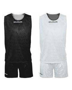 Givova KITB03-1003 košarkarski obojestranski komplet dres