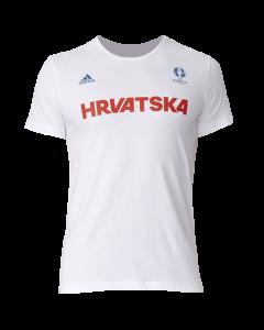Kroatien Adidas T-Shirt EURO2016
