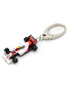 Ayrton Senna McLaren Mp 4/4 privezak