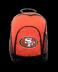 San Francisco 49ers Camouflage Rucksack