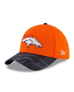 New Era 39THIRTY SIDELINE Mütze Denver Broncos