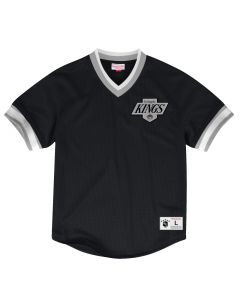 Los Angeles Kings Mitchell & Ness Mesh V Neck Top majica