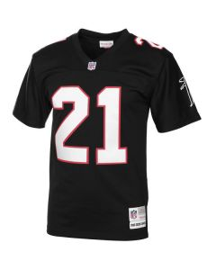 Deion Sanders #21 Atlanta Falcons 1992 Mitchell & Ness Replica Trikot