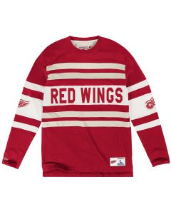 Detroit Red Wings Mitchell & Ness Open Net majica dulgi rukav (119T DETRED)