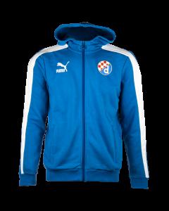 Dinamo Puma Kinder Kapuzenjacke (742694-01)