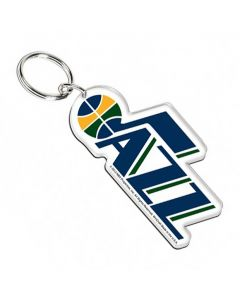 Utah Jazz Premium Logo Schlüsselanhänger