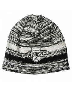 Los Angeles Kings Mitchell & Ness Static Team Wintermütze (KW14Z)